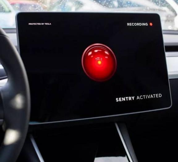车内隐私将曝光?马斯克证实特斯拉Model 3内置摄像头隐藏功能