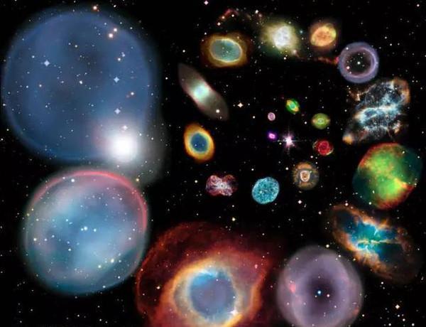 行星状星云,恒星一生中最美的瞬间