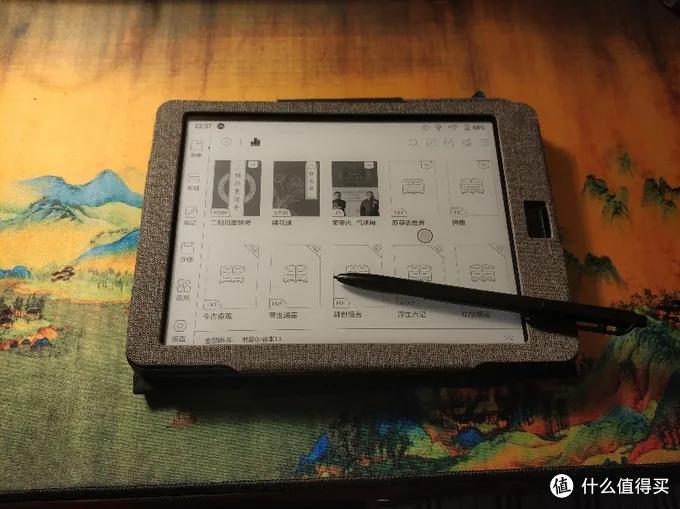 [轉載]文石 boox nova2 電紙書使用測評,感受及一些使用方法乾貨