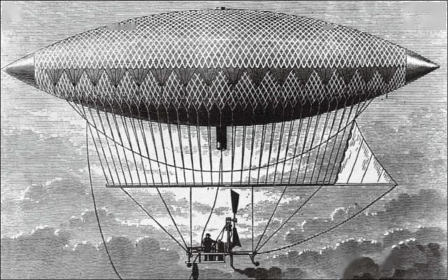 """""""齐柏林""""飞艇:第一次世界大战德国人的战略武器,空中巨无霸"""