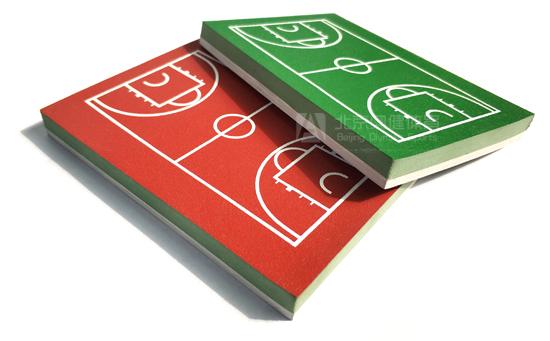 硅pu塑胶篮球场地建造标准厚度