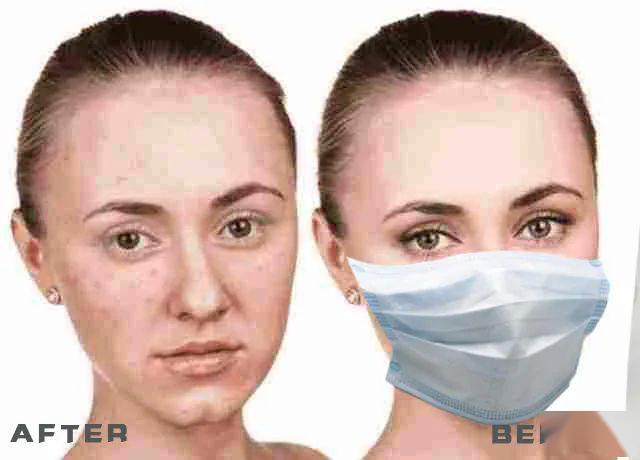 千万别脱女孩子的口罩,比疫情感染更可怕.......