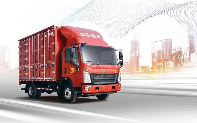 为什么中国重型卡车豪沃轻卡猛男柴蔚160 HP在陕西广受欢迎?