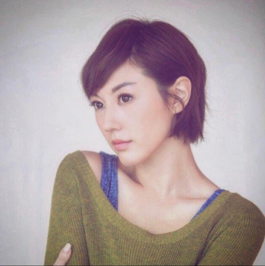 「刘心悠」出道被强捧不红,号称小张柏芝却因不愿性感想退圈她是港版景甜