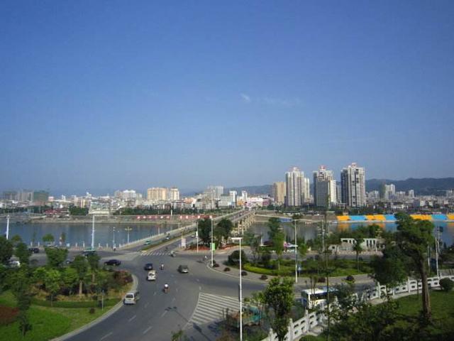 西部江南汉中的2019年GDP出炉,在陕西省内排名第几?