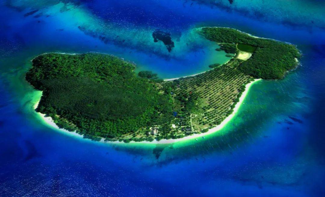 Rangyai岛