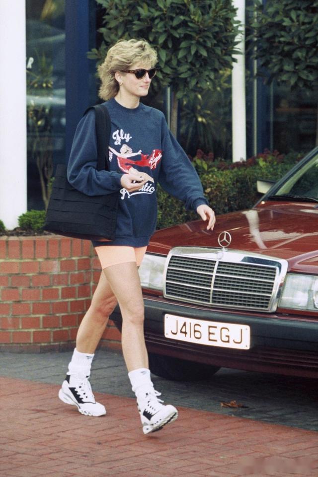 复古回潮 80年代的单车短裤又卷土重来