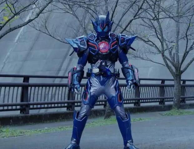 假面骑士01 不破揭秘二骑三种形态变身动作内涵,不愧为真主角