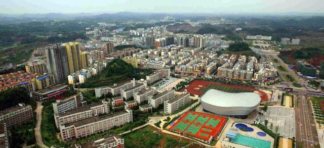 射洪县gdp_四川传统工业强县射洪撤县设市,人均GDP达42779元