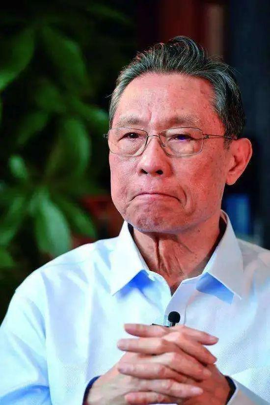 在抗击2003年非典,2020年新型冠状病毒中,84岁的英雄——钟南山院士图片