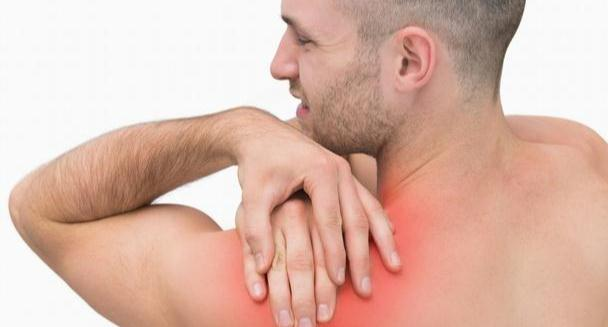 肩周炎的症状