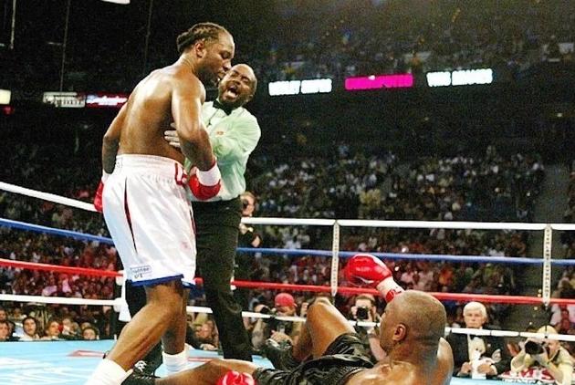 拳擊頂級裁判因新冠病毒去世 曾執法泰森大戰劉易斯