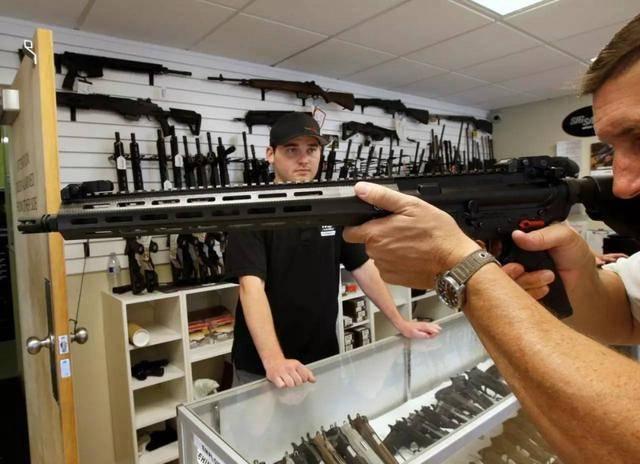 美参院废除奥巴马控枪法案 精神病人将可买枪