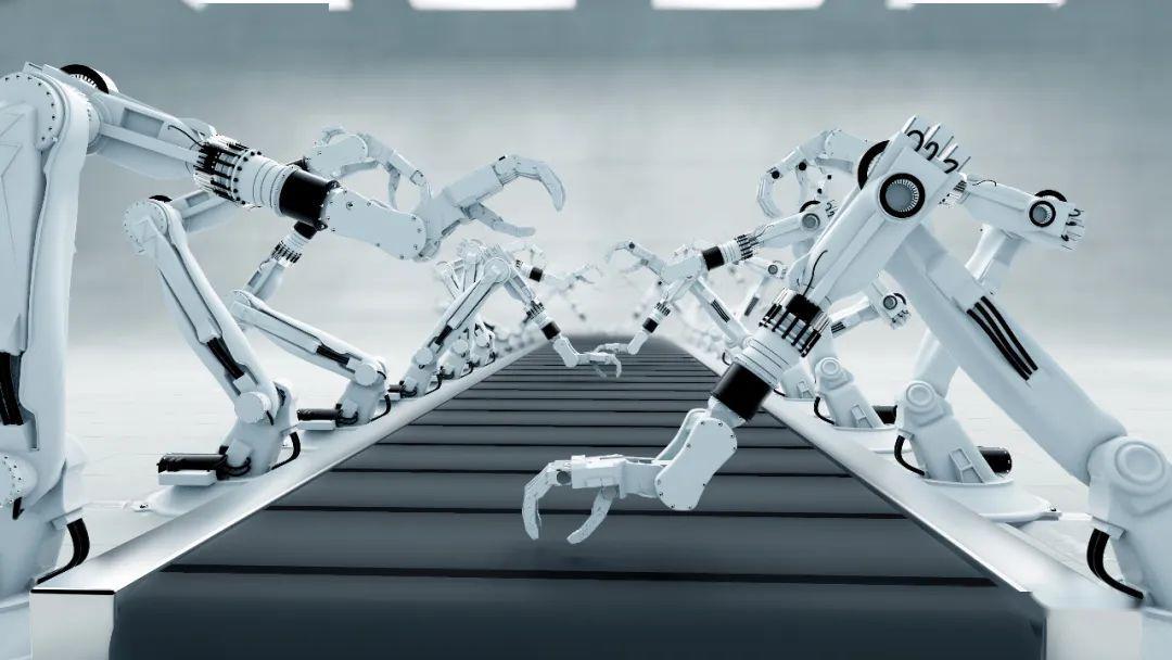 工业机械手,工业机器人