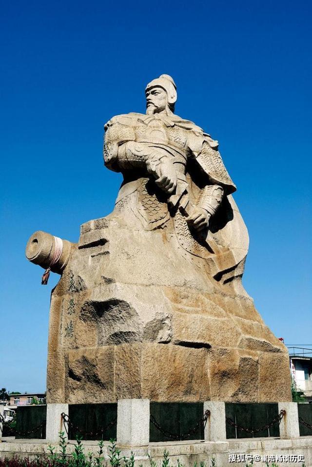 皇太极击败林丹汗_力挽狂澜!努尔哈赤的失误,皇太极如何解决,才将后金发展 ...