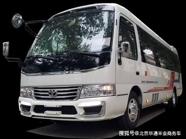 丰田考斯特白金房车配置价格