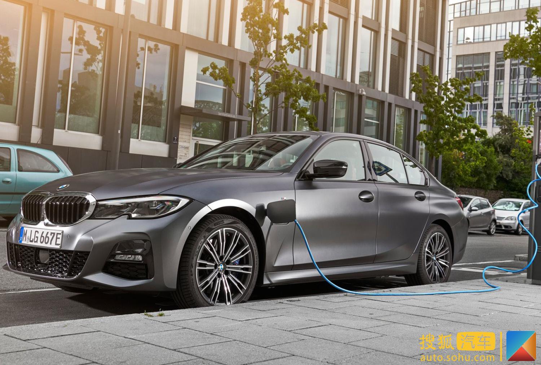 电池容量提升至12kWh 宝马2021款330e即将发布