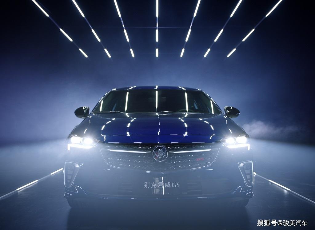 别克君威迎来改款车型,配2.0T可变缸发动机轮,外观、配置皆升级
