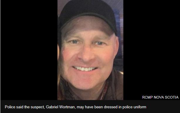 快讯!加拿大枪击事件已造成17人死亡,包括枪手