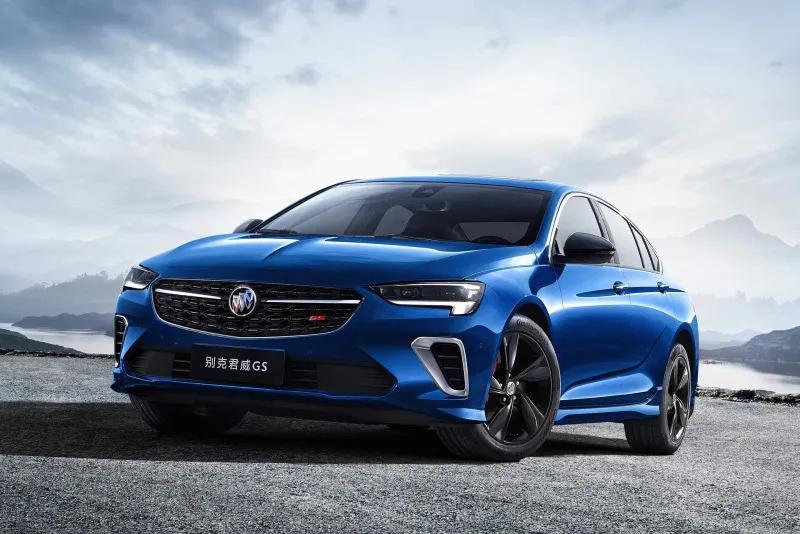 新发动机/新前脸,别克新款君威GS将上市