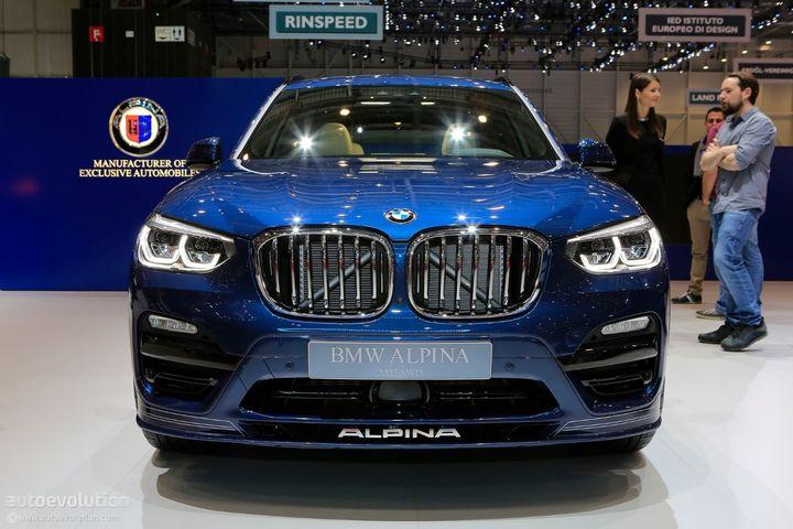 Alpina推出XD3和XD4 均改装四缸涡轮增压发动机
