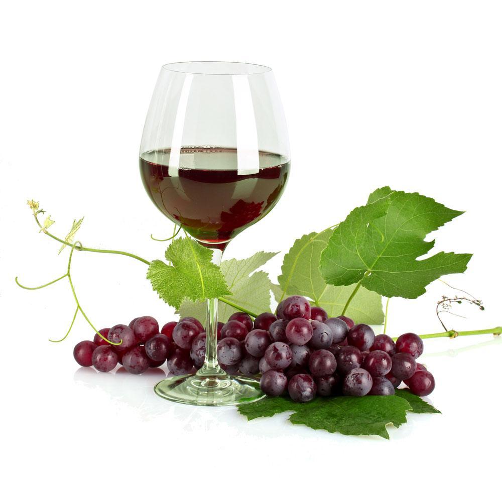 女人喝红酒图片片唯美