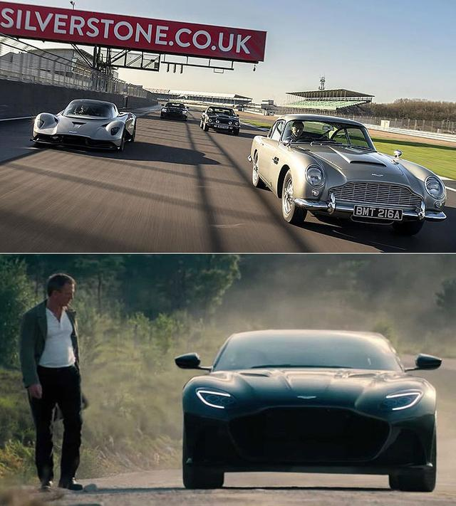 阿斯顿·马丁旗舰GT,试驾007的最爱