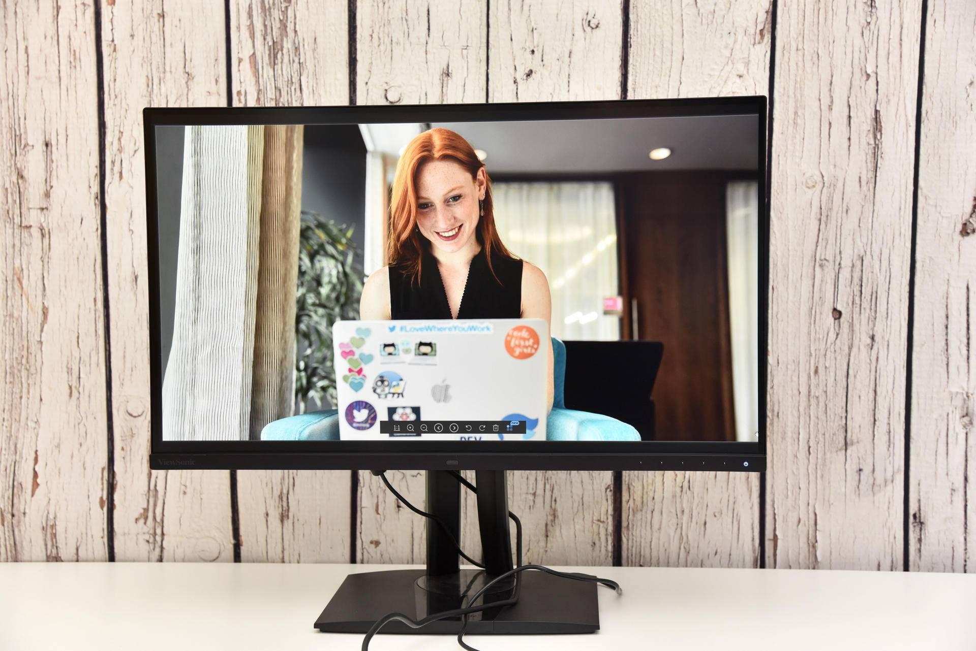 为什么原装专业显示器比家用显示器贵?优派VP2785-2K:贵是有原因的