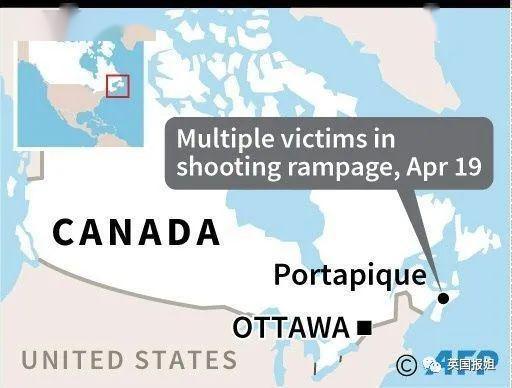 加拿大史上最凶残血案!富豪牙医假冒警察,趁疫情无差别屠杀