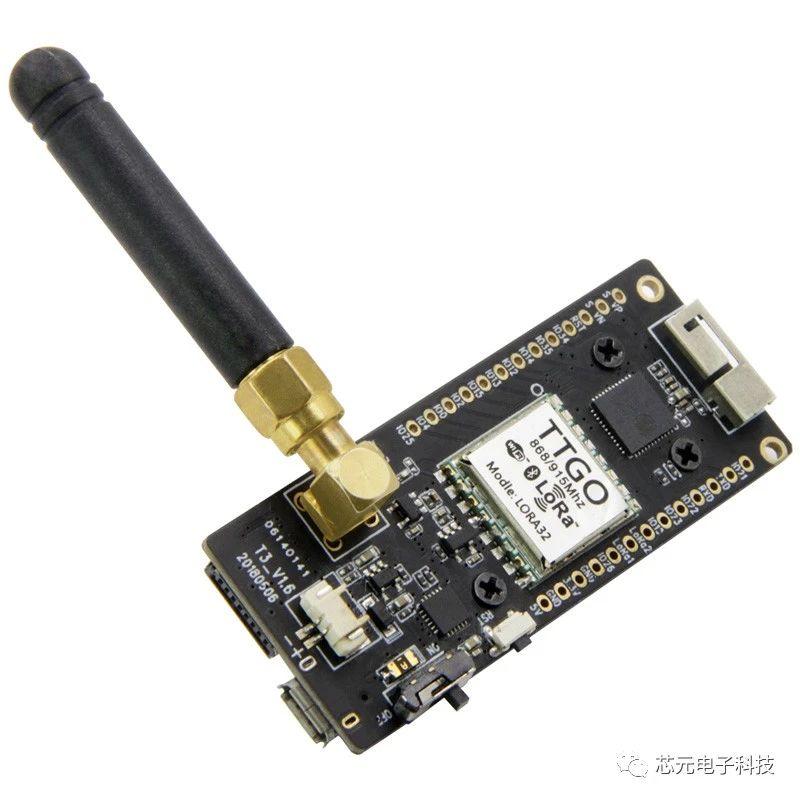 LoRa32 V2.1 WIFI蓝牙模块