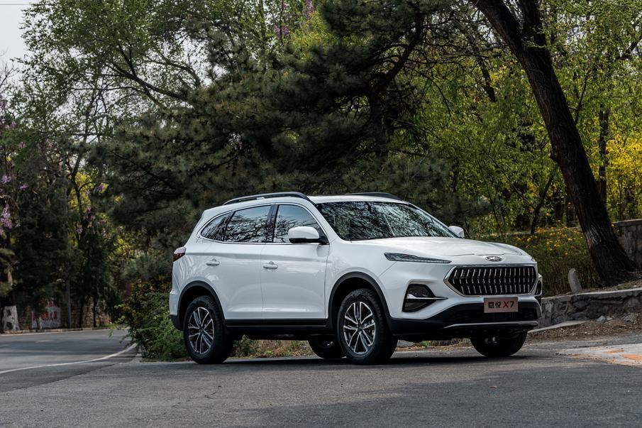 江淮X7,有实力成为2020年最重磅的自主品牌SUV?