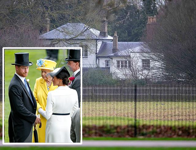 """原创 梅根哈里用儿子讨好女王后火速联系媒体宣传:""""说好的隐私呢?"""""""