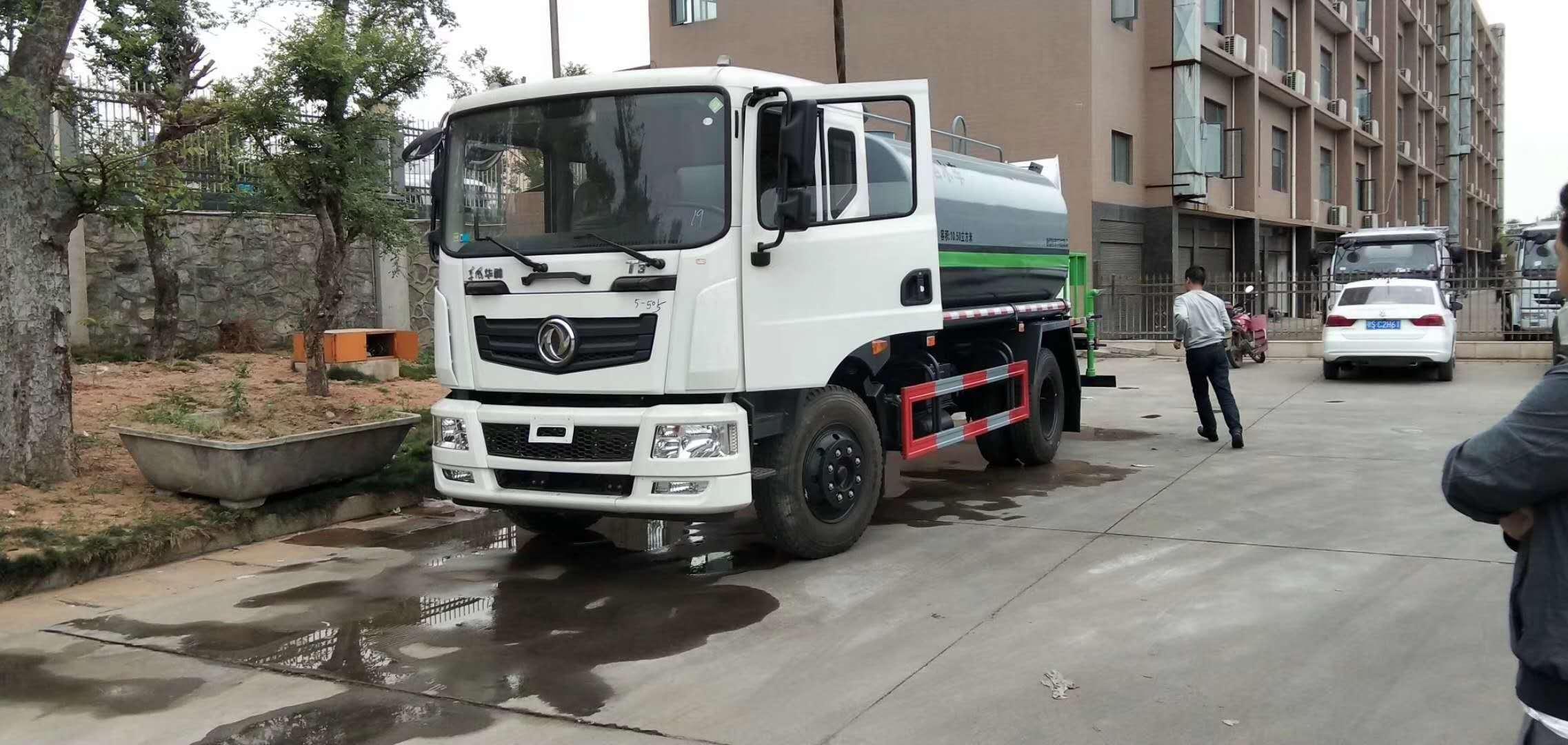 东风华申T5洒水车制造商