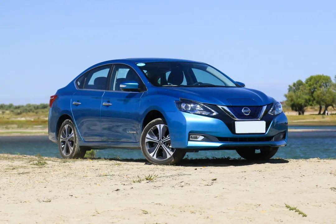 专车新选择,2020款轩逸纯电舒适版上市