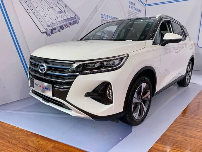 新广汽传祺GS4 PHEV上市价格为16.38万