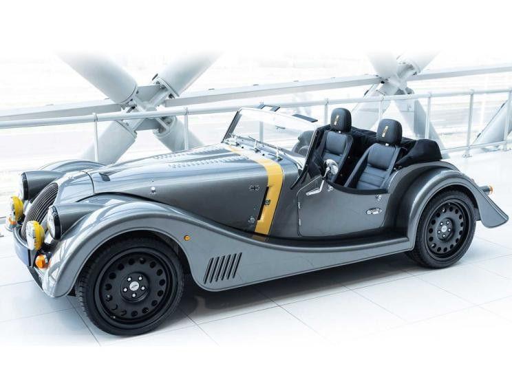 为纪念与荷兰经销商合作近60年,摩根发布了三款特别版车型