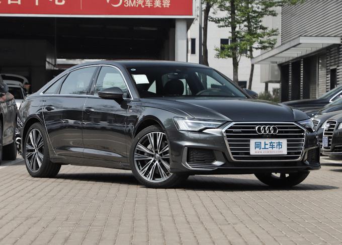 奥迪新款A6L配置更豪华 40.98万起售