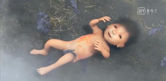 【祖母】3岁把肥牛扔上天!,女孩子力大无穷:刚出生就把祖母扔上天