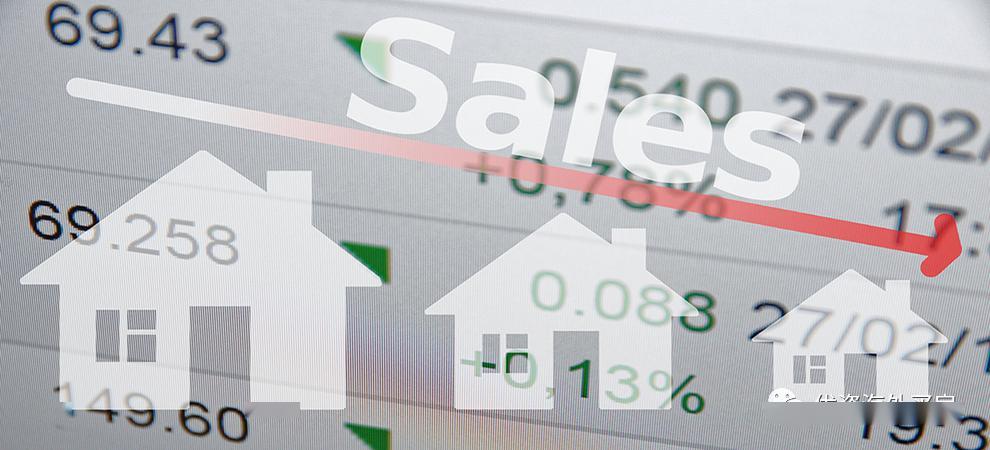 四月中旬美国购房需求下降25%