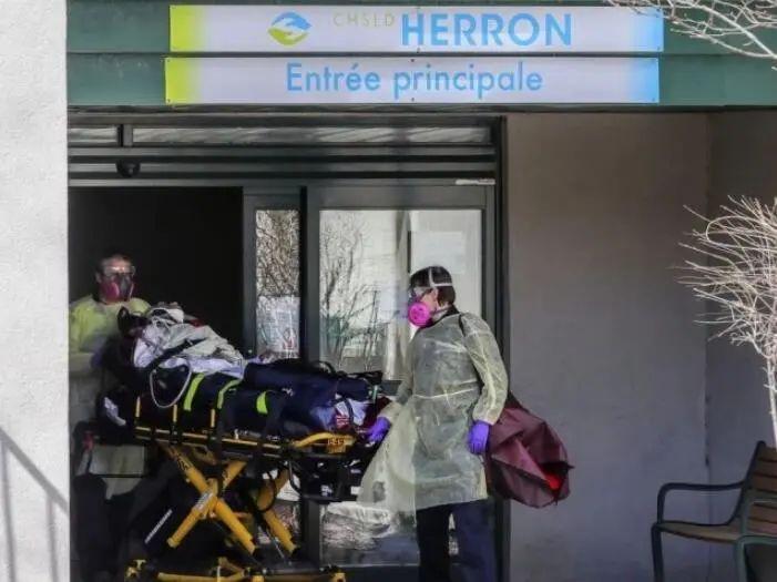 惨!工作人员因疫情跑路,加拿大一疗养院31名老人被饿死