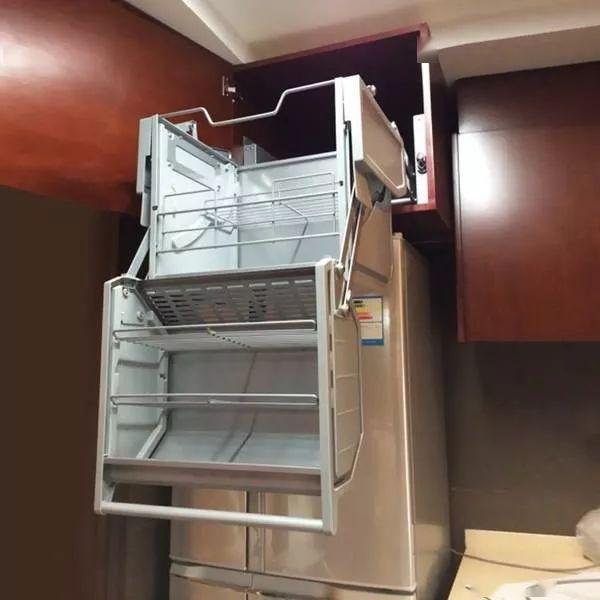 带烤箱橱柜设计图
