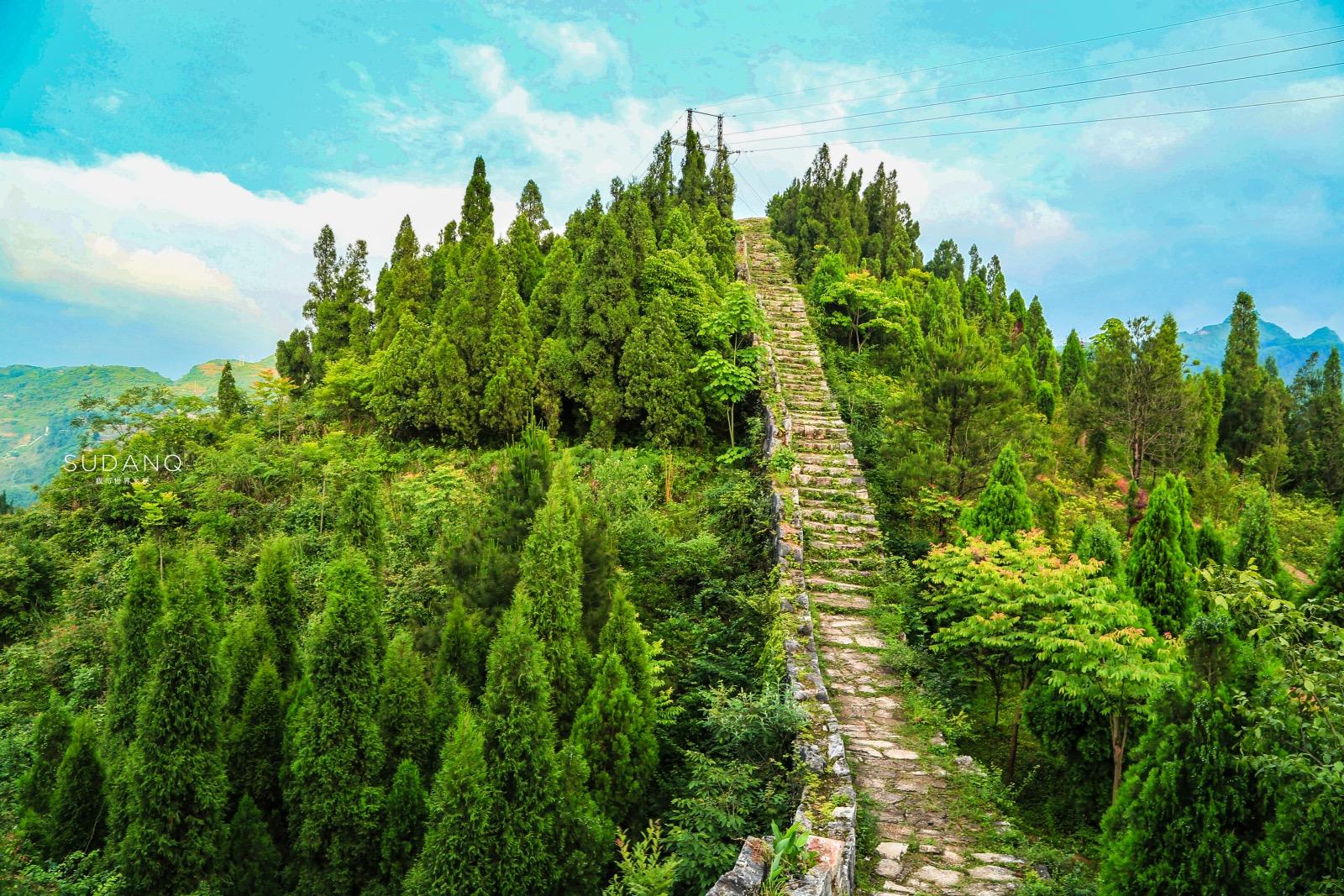 """它是贵州省的东大门,迄今2000多年,以""""歪门邪道""""闻名遐迩"""