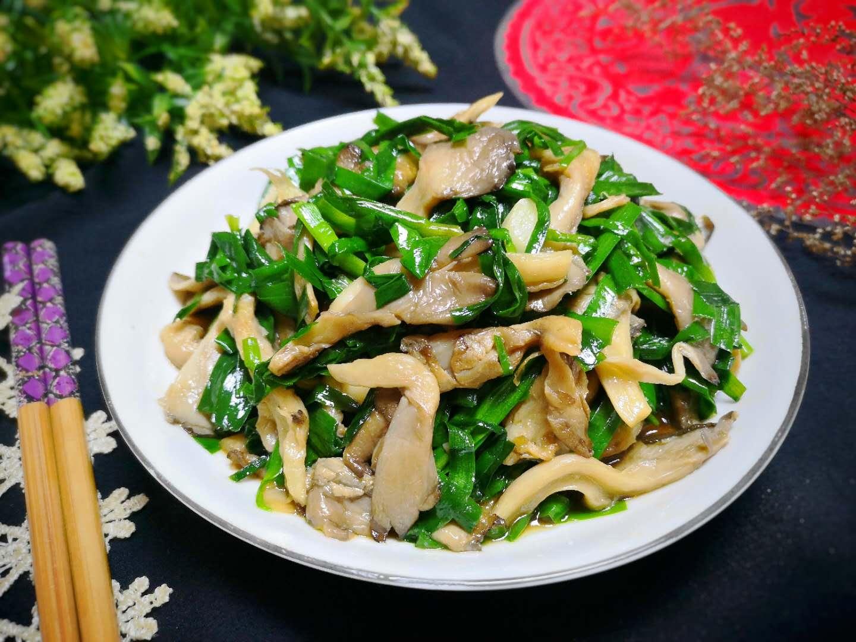 韭菜和它真是绝配,放一起简单炒一炒,比炒肉香,护肝健脾增食欲