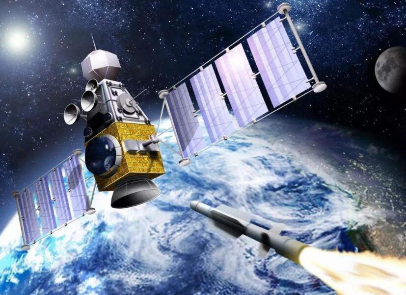 俄军又一款超级导弹,美军真正对手来了,组建太空军回应
