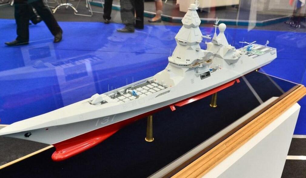 俄叫停核战舰研发,可携带200枚导弹,战力远超美军驱逐舰