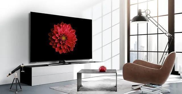 选对超薄全面屏电视机,扮美高颜值客厅