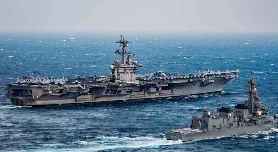 航母失去优势?美军裁减核航母计划,下单购买10艘无人导弹艇