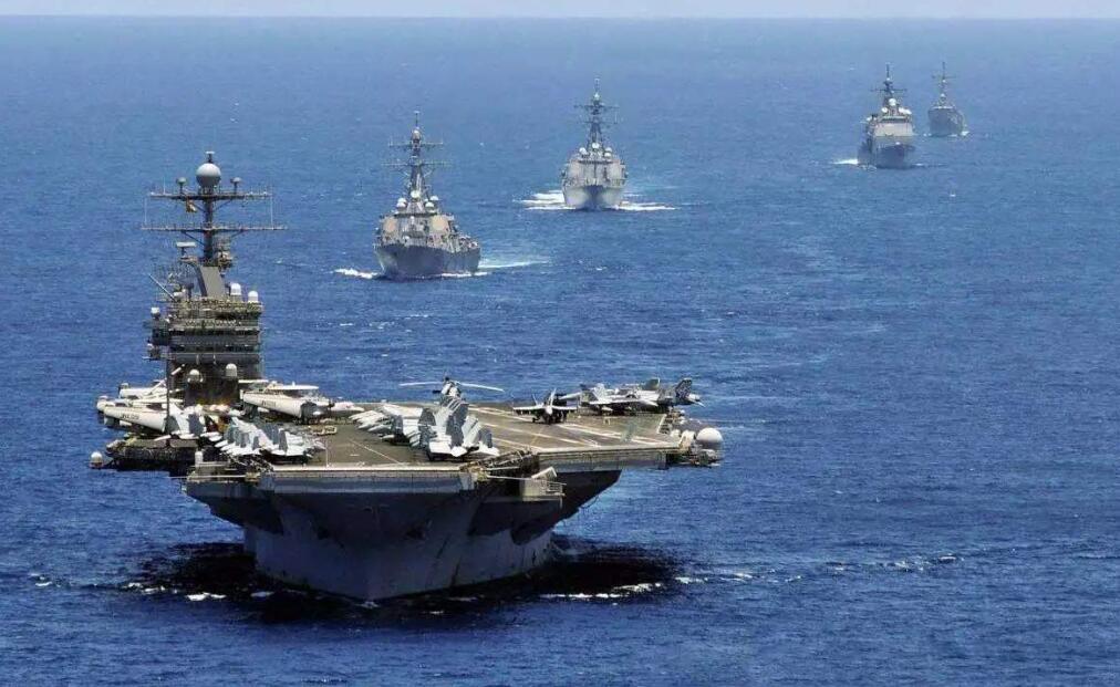 航母失去优势,五角大楼向海军发出警示:减少航母发展无人艇