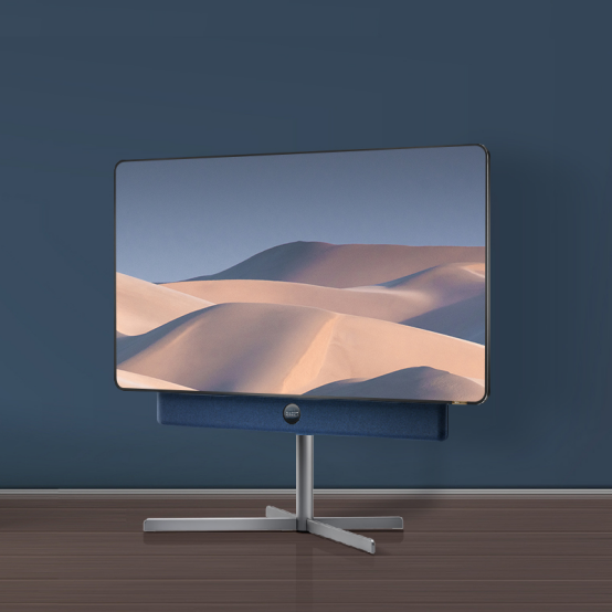 摇一摇秒切大屏,这款旋转智屏黑科技电视太炫了!