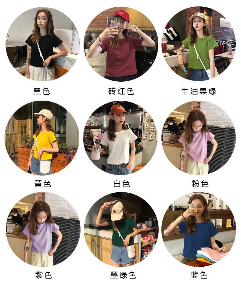2021年夏季女学生潮流穿搭,学会这些绝对领引时代